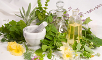 Organic Herbs, Essential Oils and Salts from Natura Products